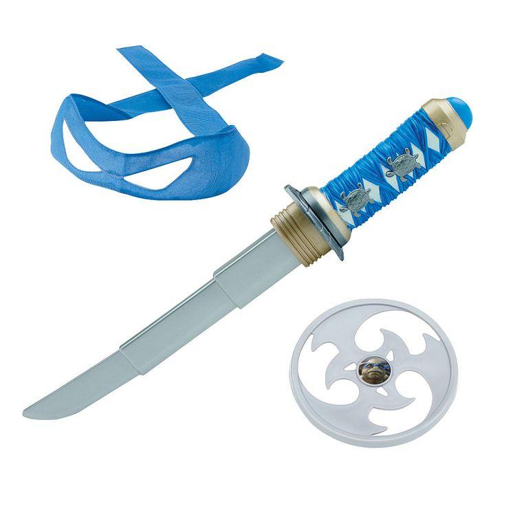 Боевое оружие меч «леонардо»