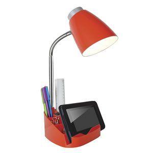 Study Desk Lamp Red