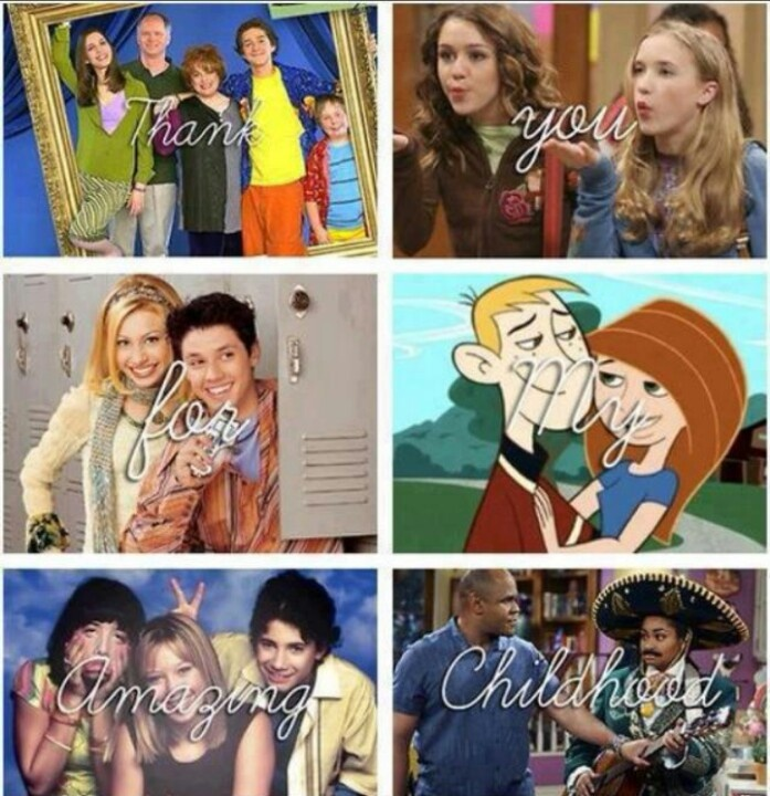 Old Disney Channel. Disney should make a channel for the good ol' shows to play reruns. Like boomerang!