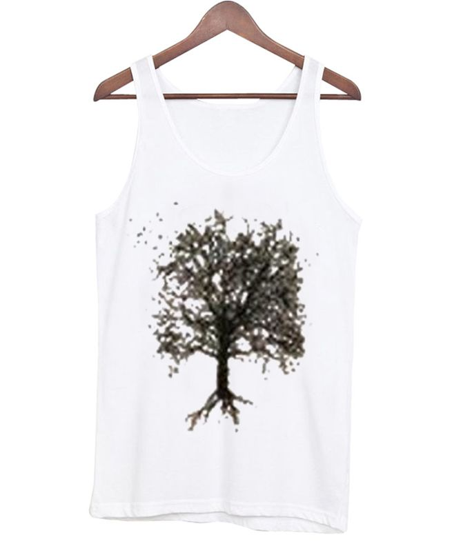 About silhouette tree tank top from teeshope.com This tank top is Made To Order, we print one by one so we can control the quality.