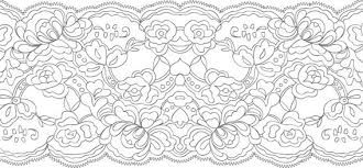 how to draw lace patterns - Penelusuran Google
