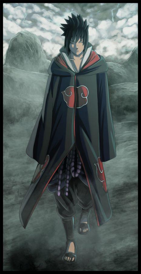 Sasuke uchiha by Kasukiii.deviantart.com