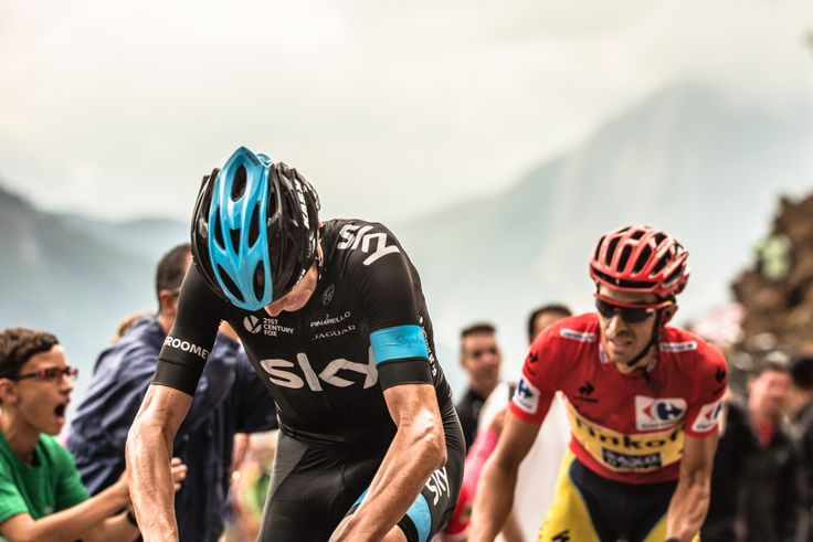 Fotographia De La Vuelta: Stage 16 ‹ Peloton