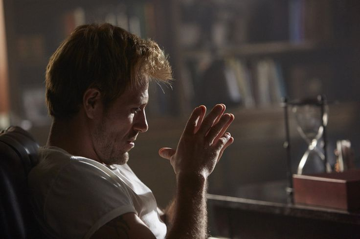 """Matt Ryan as John Constantine in """"Constantine."""" Description from herocomplex.latimes.com. I searched for this on bing.com/images"""