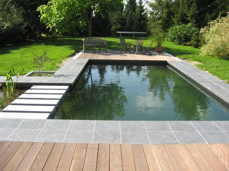 2269 best Natural Pools images on Pinterest Natural swimming - pool im garten integrieren