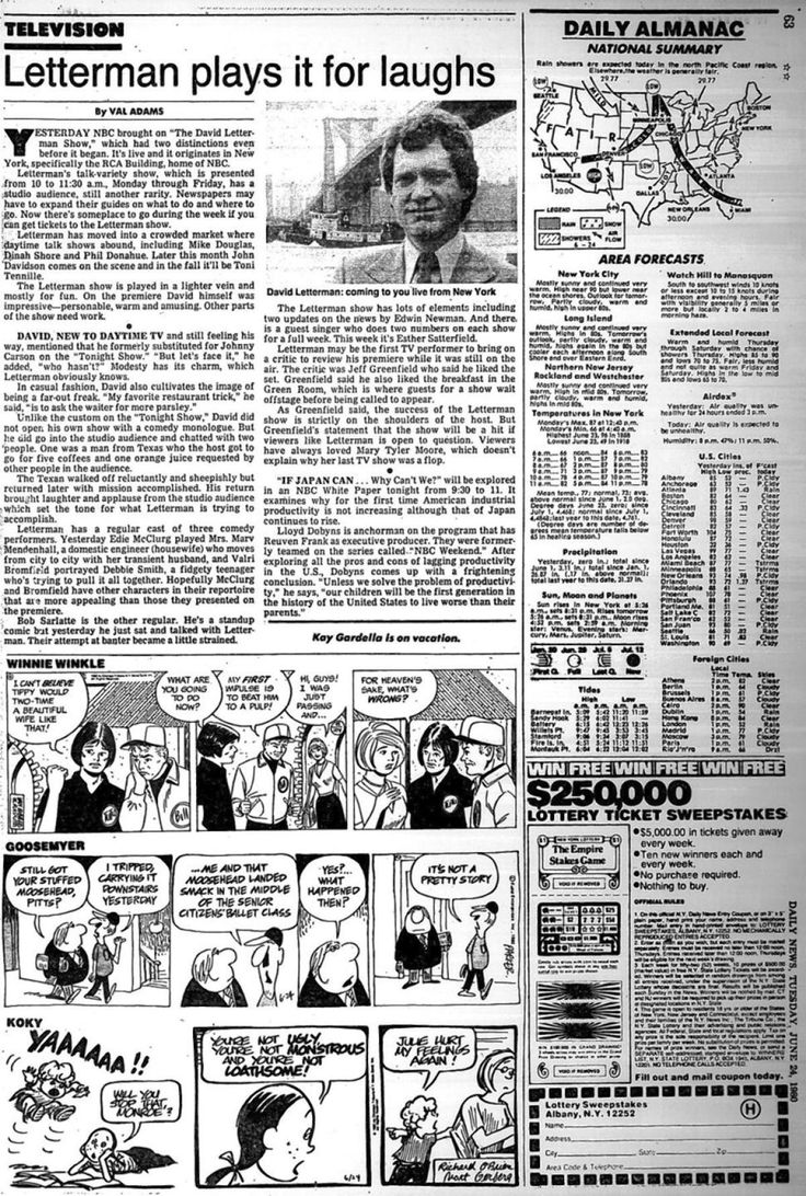 Four alarm fire at new york city high rise injures 24 people two critically fox news - New York Daily News Published This On June 24 1980 The David Letterman