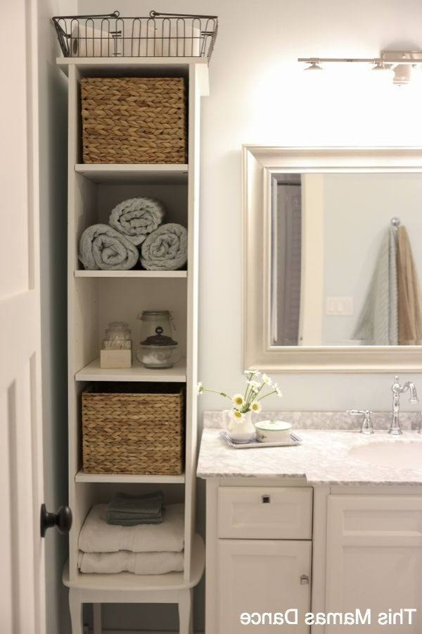 The Best Diy Small Bathroom Storage Ideas That Will Fascinate You