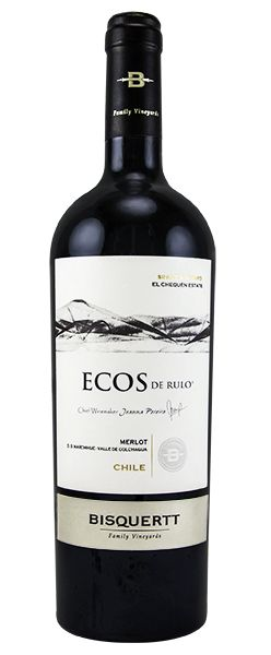 Ecos De Rulo Merlot, a Merlot Red wine from Chile, Colchagua Valley by Prestige Wine Group