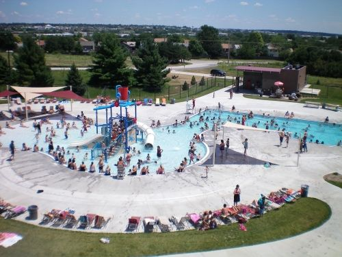 Zorinsky Lake Amp Water Park 156th Amp F Omaha Sightseeing
