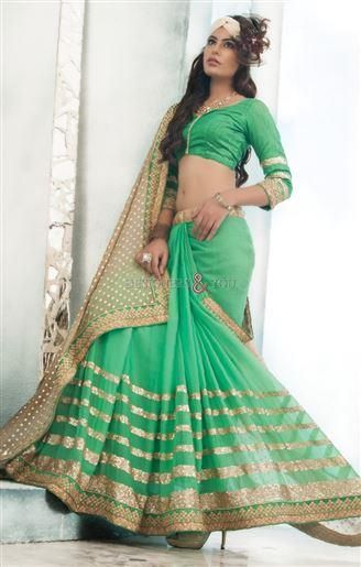 http://www.designersandyou.com/saree-blouse/designer-sarees/saree-jacket-designs-three-four-sleeve-and-heavy-embroidery-detailing-1868