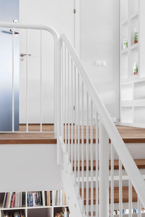 Počet nápadov na tému diseño de escaleras interiores na pintereste ...