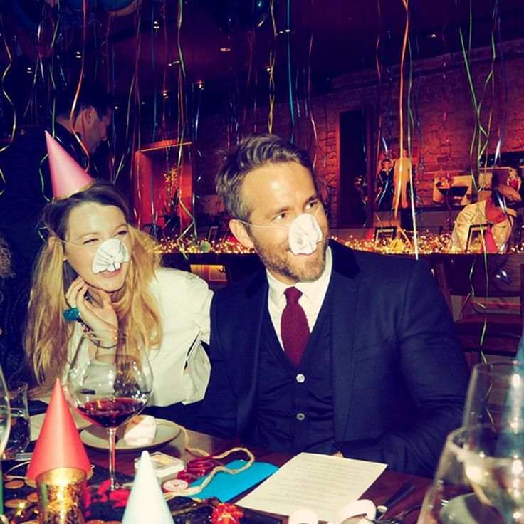 Blake Lively and Ryan Reynolds Return to the Place Where They 'Fell in Love' for His 40th Birthday