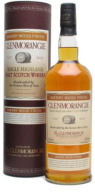 Glenmorangie Sherrywood