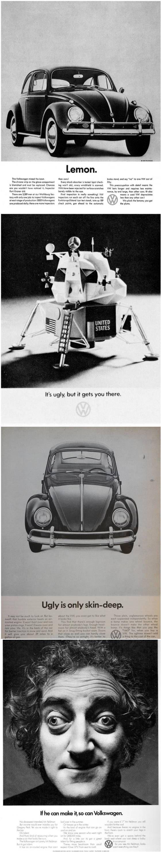 Es feo, pequeño, caro... Cuando la publicidad vende defectos | Verne EL PAÍS