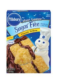 Pillsbury Classic Yellow Cake With Butter Instead Of Oil