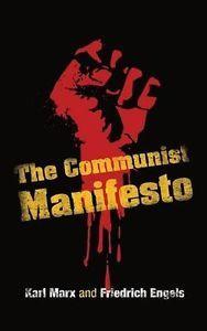 Ebay Item: NEW The Communist Manifesto by Karl Marx