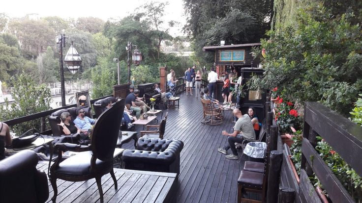 The Magick Bar la cucina del Sud America sul Tevere