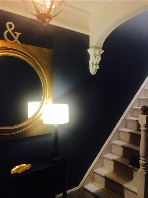 117 Best Hallway Decor Images On Pinterest Stairs