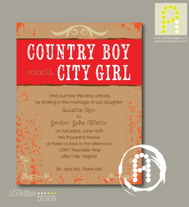 17 Best Images About Country Meets City Wedding On Pinterest