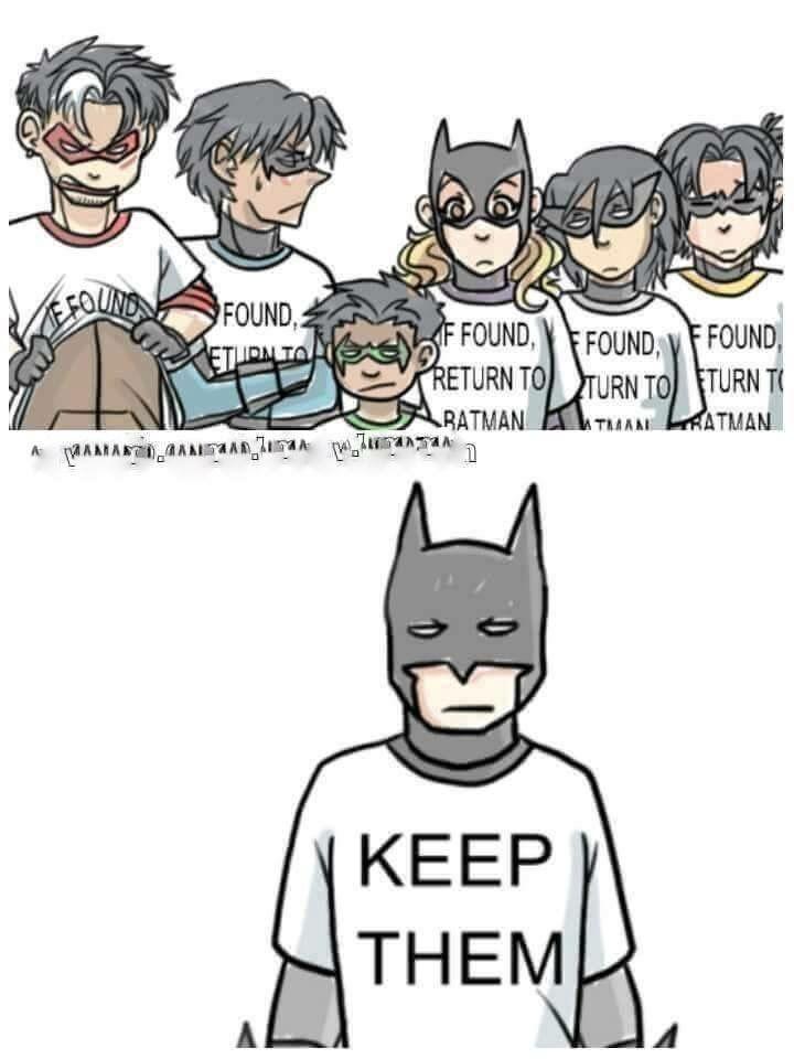 Batfamily Imagines Wattpad