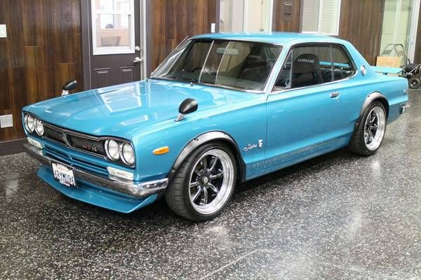 This 1972 Nissan Skyline Is As Cool A Japanese Hot Rod As We Have Ever Seen (As Expensive, Too)