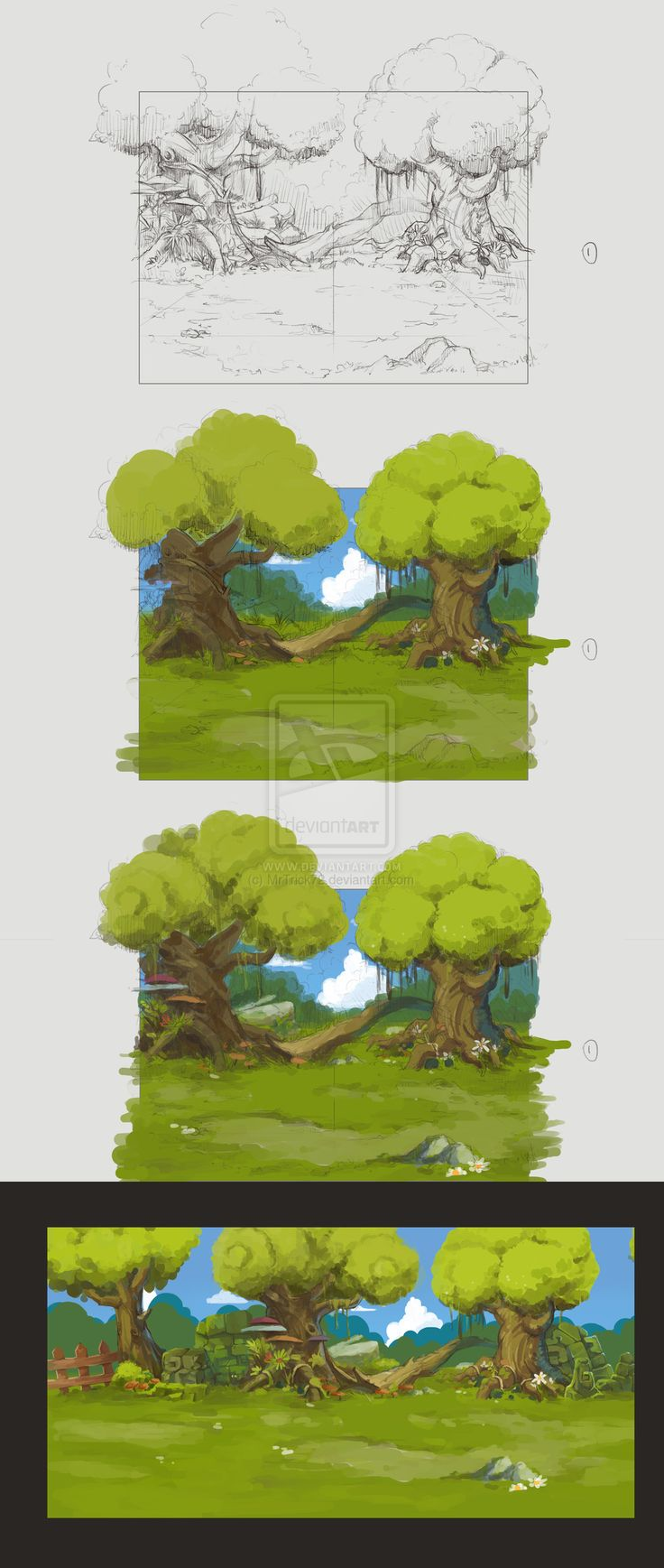 Environment Demo by MrTrick72 on deviantART