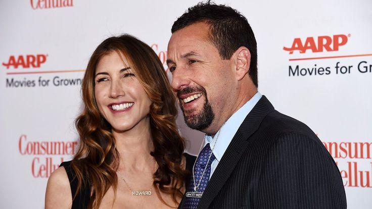 Fox News Adam Sandler Reveals Wife Jackie S Advice For His