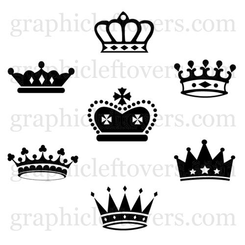 Crown_tattoo