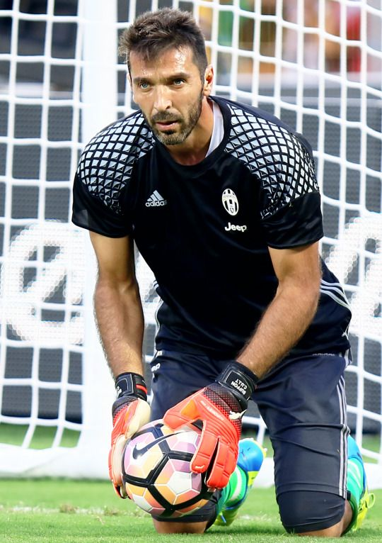 Gianluigi Buffon #gigibuffon #juventus #italyNT
