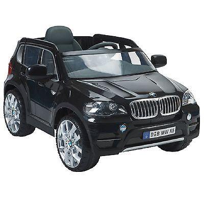 BMW X5 elettrica per bambini. Guida dall'abitacolo o tramite radiocomando. Lettore MP3. INFO: autogold@autogold.it - #bmw #x5 #toy #giocattolo #bmwx5