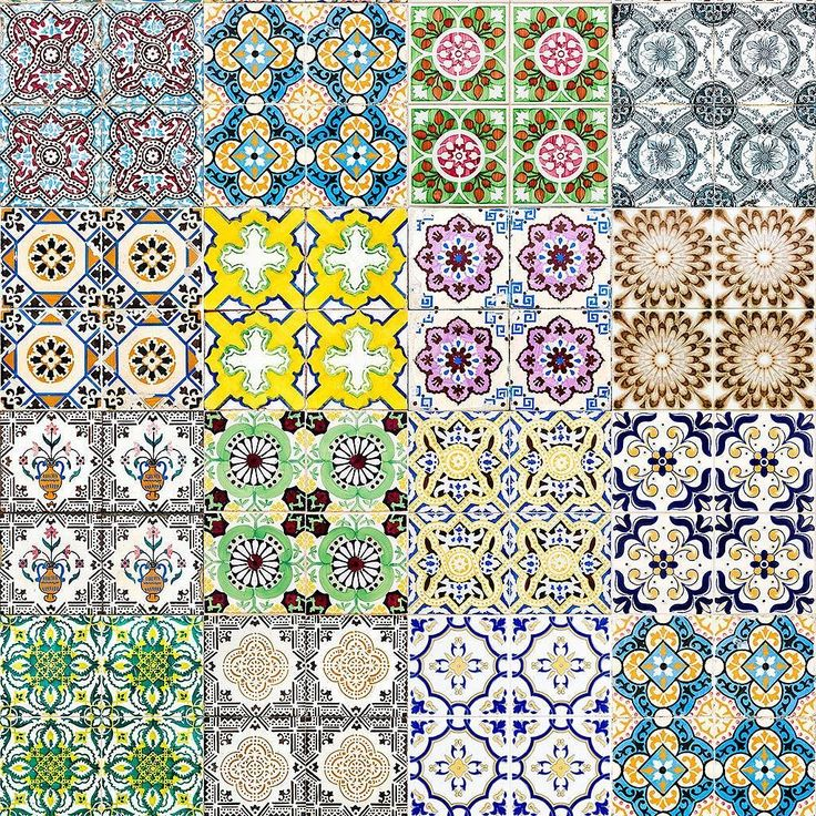 Tiles of the World new project on the blog!