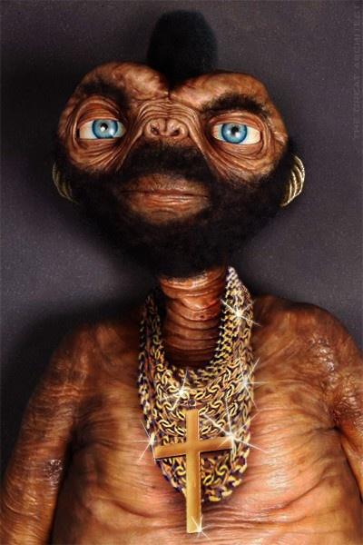 #E.T. #wtf TOO COOL !