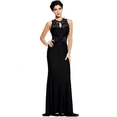 Vestidos largos elegantes ¡20 Maravillosas Tendencias en Outfits!   101 Vestidos de Moda   2017 - 2018