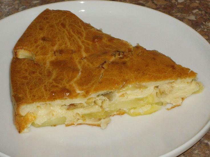 Пироги из микамилк