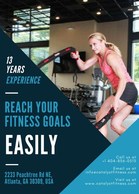 Best personal trainer in Atlanta. We are leading personal training providers in Atlanta. Call our trainers on 404.856.0513 for any enquiry.