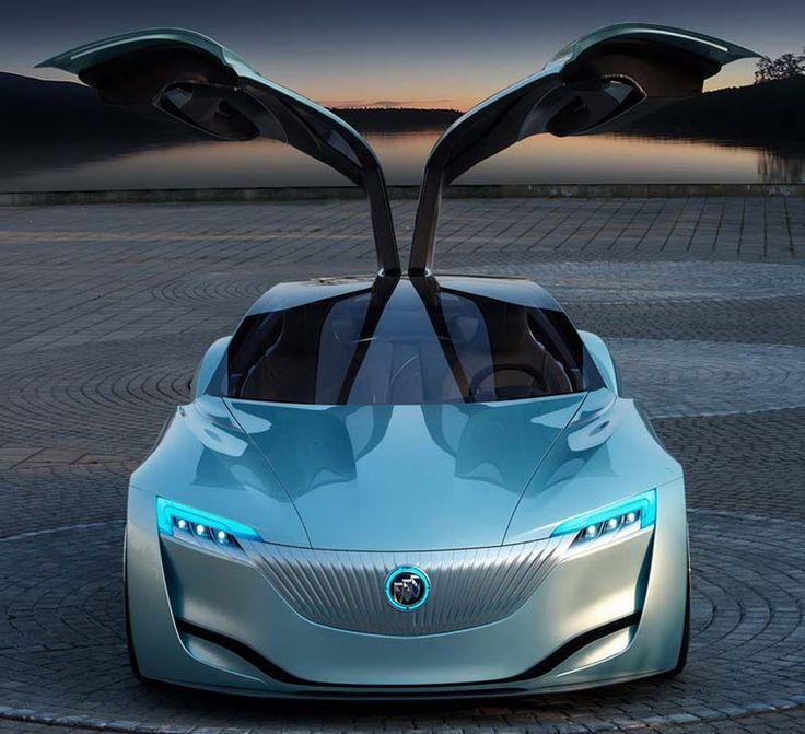 2016 Buick Riviera