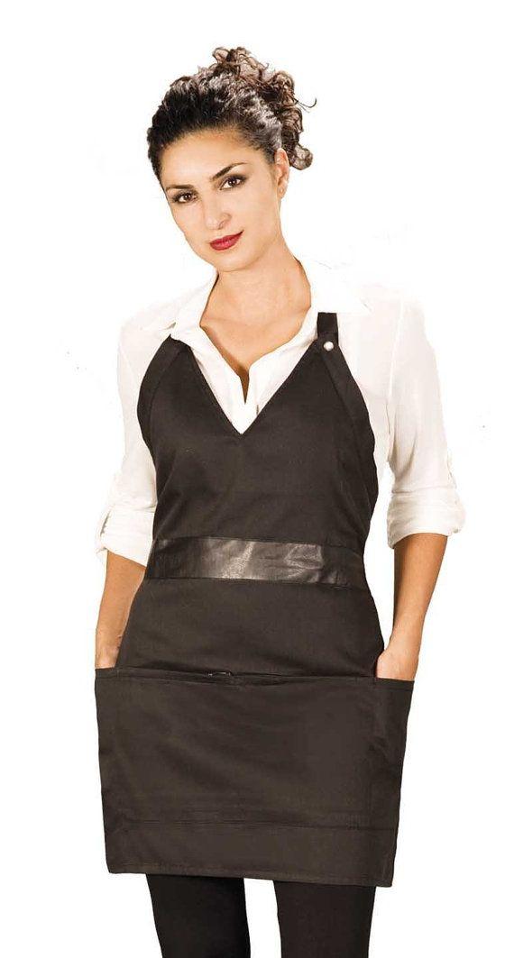 13 best esthetician aprons images on pinterest salon for Spa uniform buy