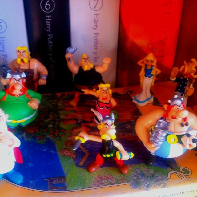 Colección de asterix
