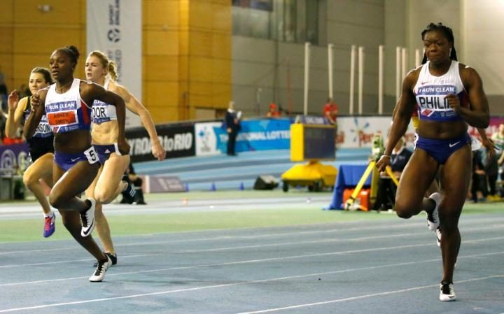 Dina Asher-Smith can take Britain to new heights, says Asha Philip