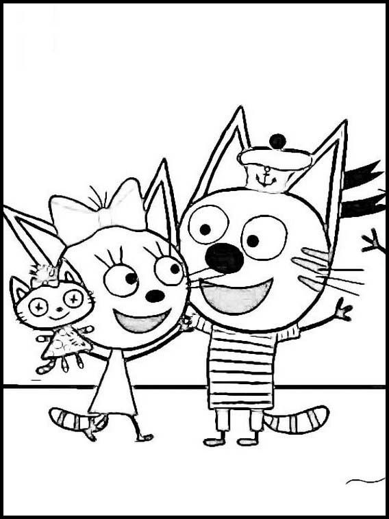 kidecats coloring pages 9  coloring books printable
