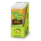 Stretch Island Original Fruit Leather, Mango, 30 -  0.5-Ounce Bars Per Box (Grocery)By Stretch Island