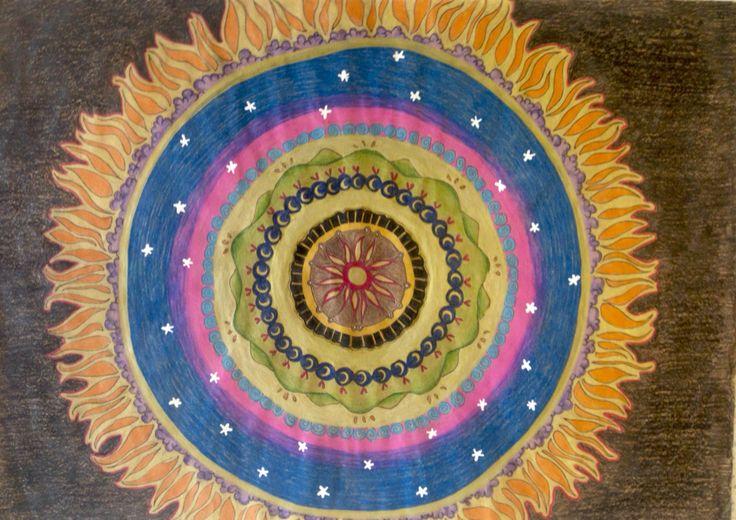 Mandala universe