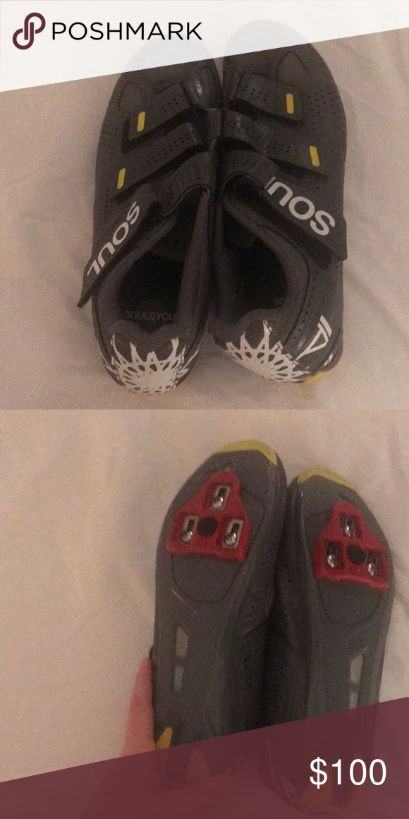 SoulCycle Cycling Shoes Barely worn shoes great condition soulcycle Shoes Athletic Shoes