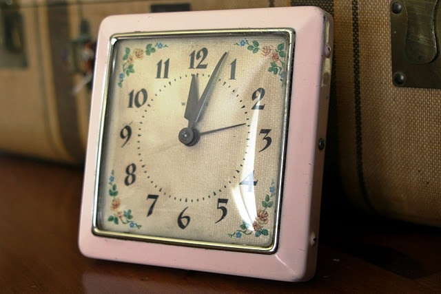 cute pink vintage