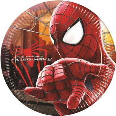 Talerzyki z wizerunkiem Spider-Mana