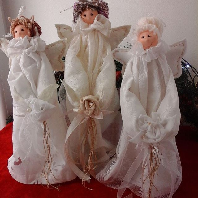 #andjeo #artdoll#handmade #handmadegifts #handmadedolls #homedecor#angel #christmas#gift