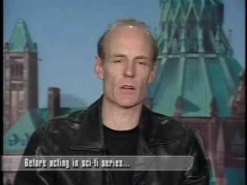 The Screen Savers - 'Max Headroom's Matt Frewer Interview. I loved Tech TV