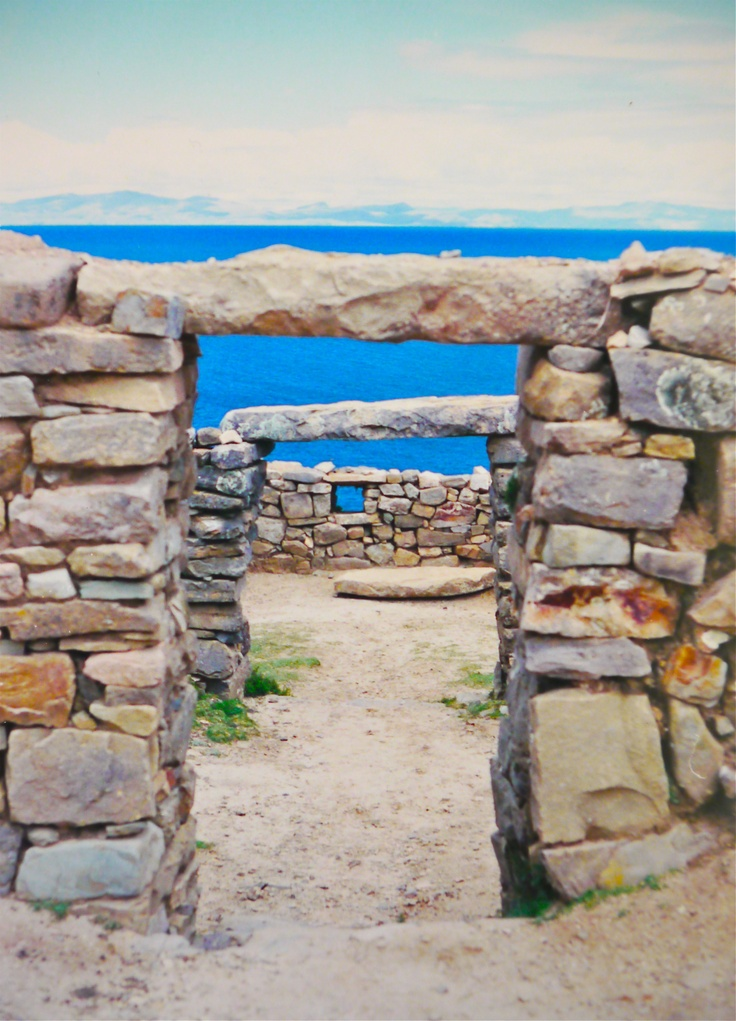 According to Incan mythology, the sun god created the first man and woman on Lake Titikaka's Isla del Sol in present-day Bolivia. (Photo by Raul Vasquez)