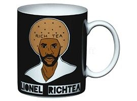 Lionel Richtea - is it tea your looking for <3