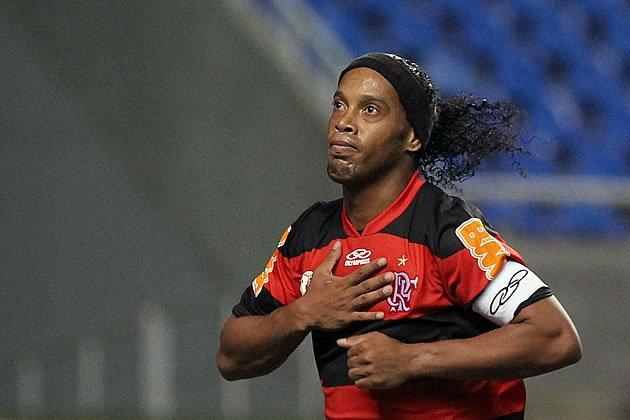 Ronaldinho Gaúcho muito próximo do Atlético-MG